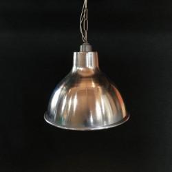 Fabriklampe Aluminium