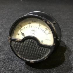 Kleines Amperemeter der Marke Trüb Täuber