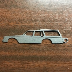 Chevrolet Caprice Wagon 80er Schlüsselanhänger