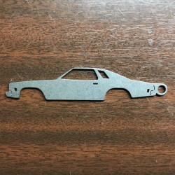 Chevrolet Chevelle 1974-1977 Schlüsselanhänger